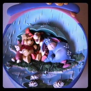 Pooh's hunnypot adventures plate